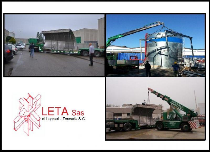 Angebot von industriellen Abfallbehaeltern - Von Eisen- oder Aluminium Container fuer LKW