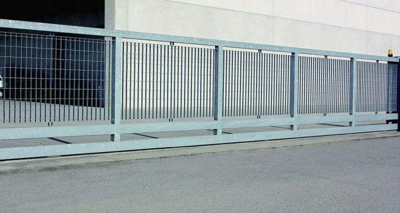 offerta realizzazione Porte cancelli industriali commerciali - occasione installazione cancelli
