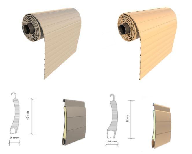 Offerta vendita produzione avvolgibili in acciaio coibentato-Promozione sostituzione tapparelle