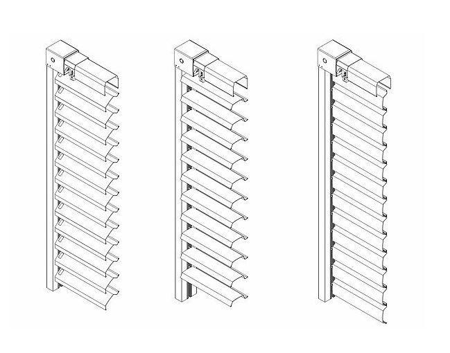 Offerta montaggio frangisole orientabili-Promozione risparmio energetico frangisole SCV S.N.C.