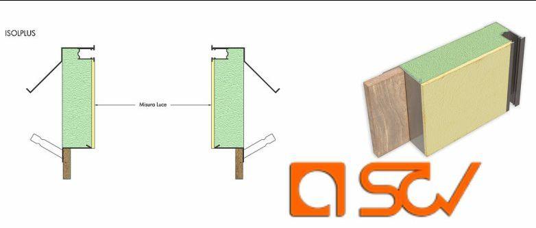Offerta produzione spalle monoblocco - Promozione vendita spalle coibentate per serramenti