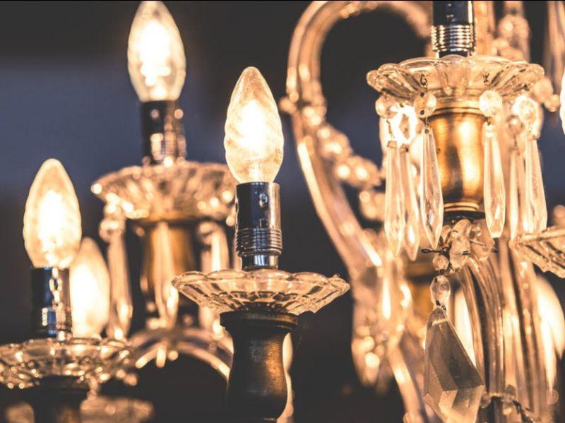 offerta lampadari in cristallo como-promozione arredamento classico como-lampexport