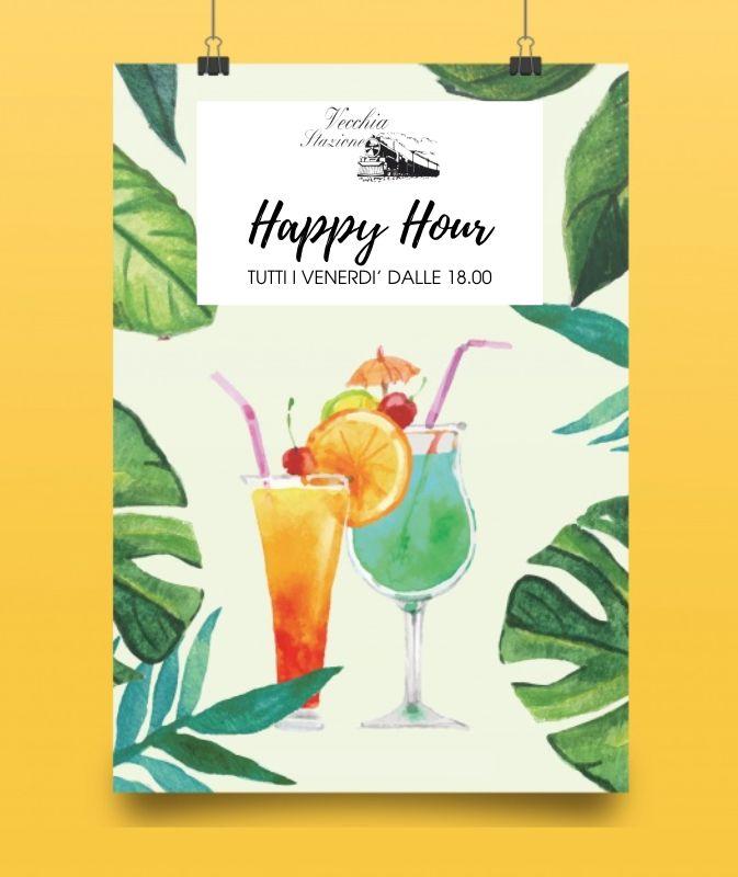 offerta happy hour-promozione ricco buffet-la vecchia stazione-caslino derba-como