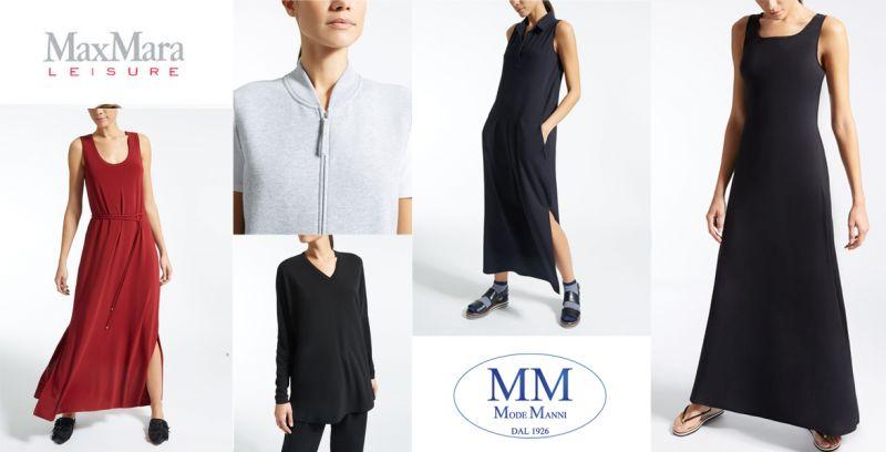 offerta abito donna Max Mara leisure - occasione vestiti estivi donna max mara leisure