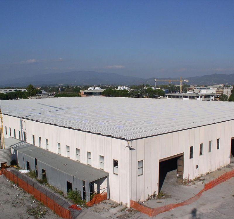 INTER ALIA offerta rifacimento coperture industriali Spoleto - Coperture capannoni Spoleto