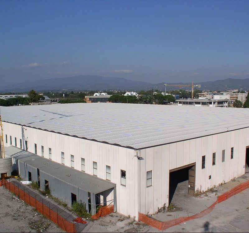 INTER ALIA offerta rifacimento coperture industriali Citta' di Castello - Coperture capannoni