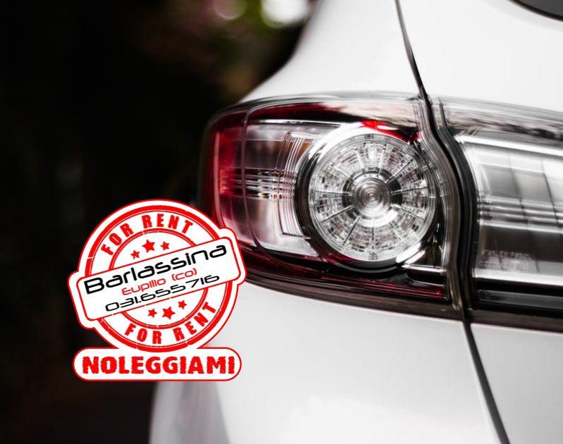 offerta noleggio auto a breve e lungo periodo como-promozione rent a car como-new b srl