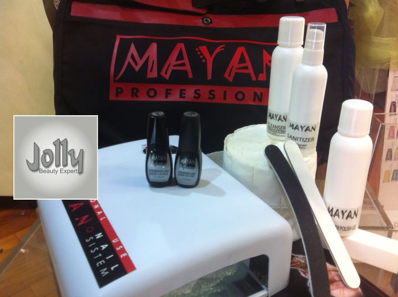 offerta kit manicure semi permanente milano-promozione mayan nails milano-jolly beauty expert