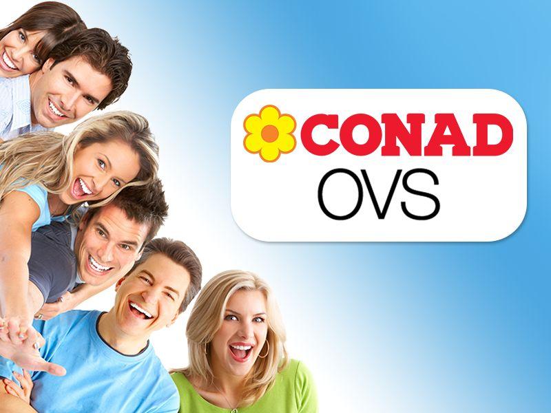 Offerta Supermercati Conad Corigliano Calabro - Promozione OVS Rossano - Supermercati OVS Conad