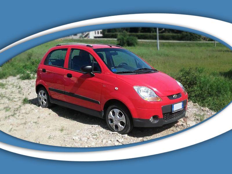 Offerta Chevrolet Matiz - Occasione Matiz Usata - Autodemolizioni Agricola Noè