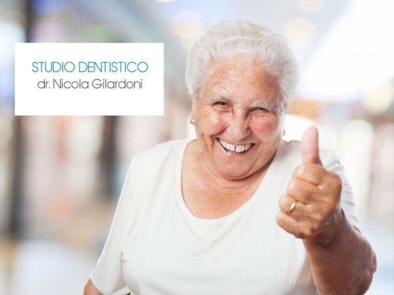 offerta riparazioni protesi dentarie como-promozione manutenzione protesi-dottor nicola gilardo