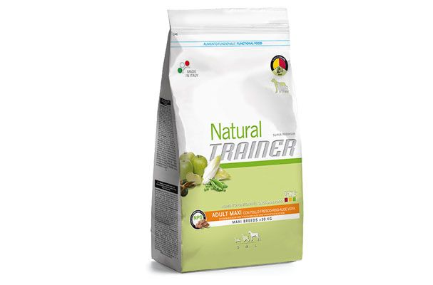 Natural trainer maxi adult pollo