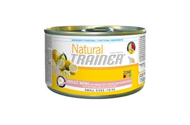 Natural trainer adult mini prosciutto