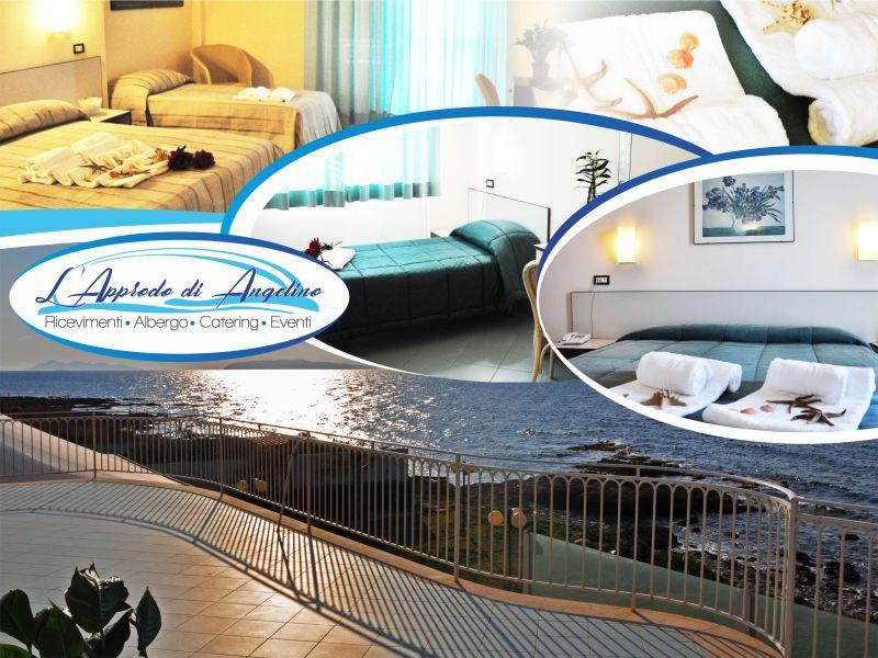 Hotel a Trapani - Albergo Vista Mare - L'approdo di Angelino Pizzolungo