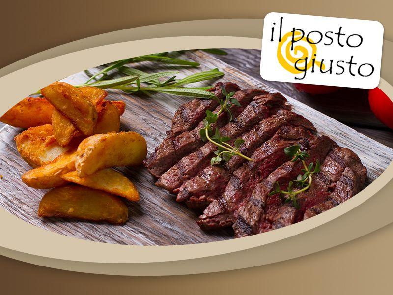 Offerta Carne alla Brace Citta' di Castello - Piatti a Base di Carne - Il Posto Giusto