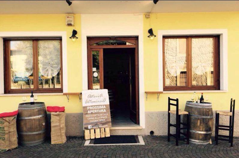 Offerta osteria cucina tipica veronese Valeggio Sul Mincio-Promozione menù cucina veronese