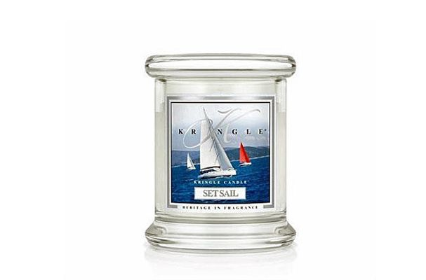 Offerta-CANDELA SET-SAIL IN GIARA PICCOLA