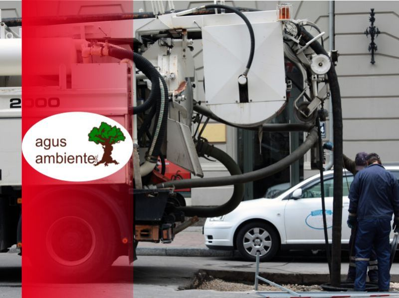 OFFERTA SPURGO E AUTOSPURGO FOGNATURE - ASPIRATORE INDUSTRIALE POLVERI - AGUS AMBIENTE
