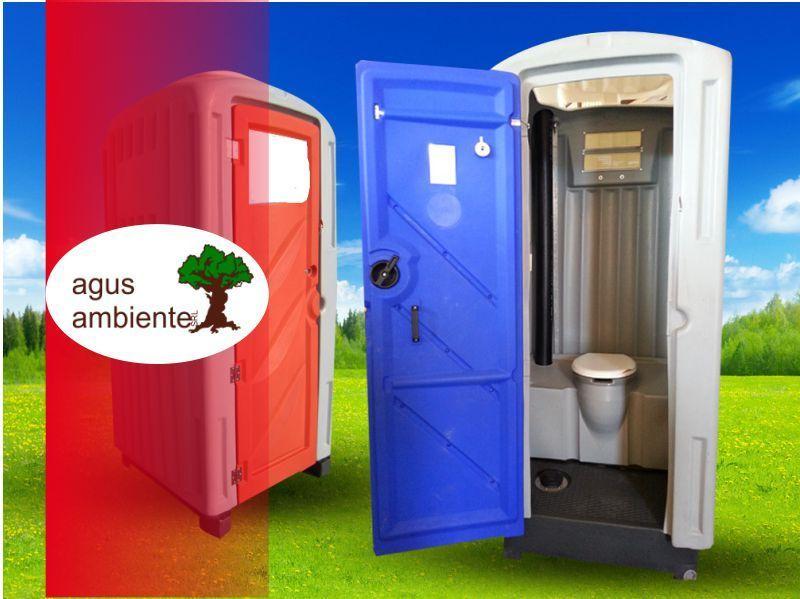 OFFERTA NOLEGGIO BAGNI CHIMICI - PROMOZIONE NOLEGGIO WC - AGUS AMBIENTE