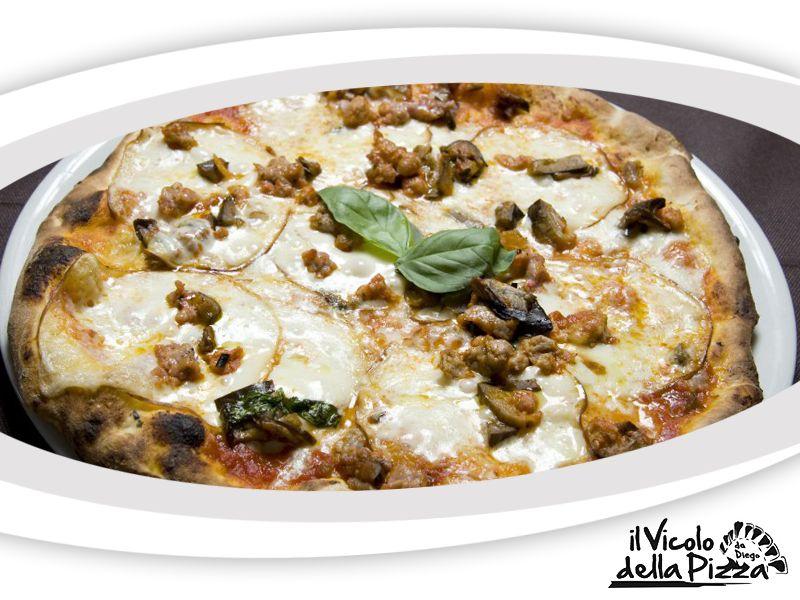 Offerta Pizza al Piatto Bellizzi - Occasione Pizza al Piatto da Asporto - Il Vicolo della Pizza