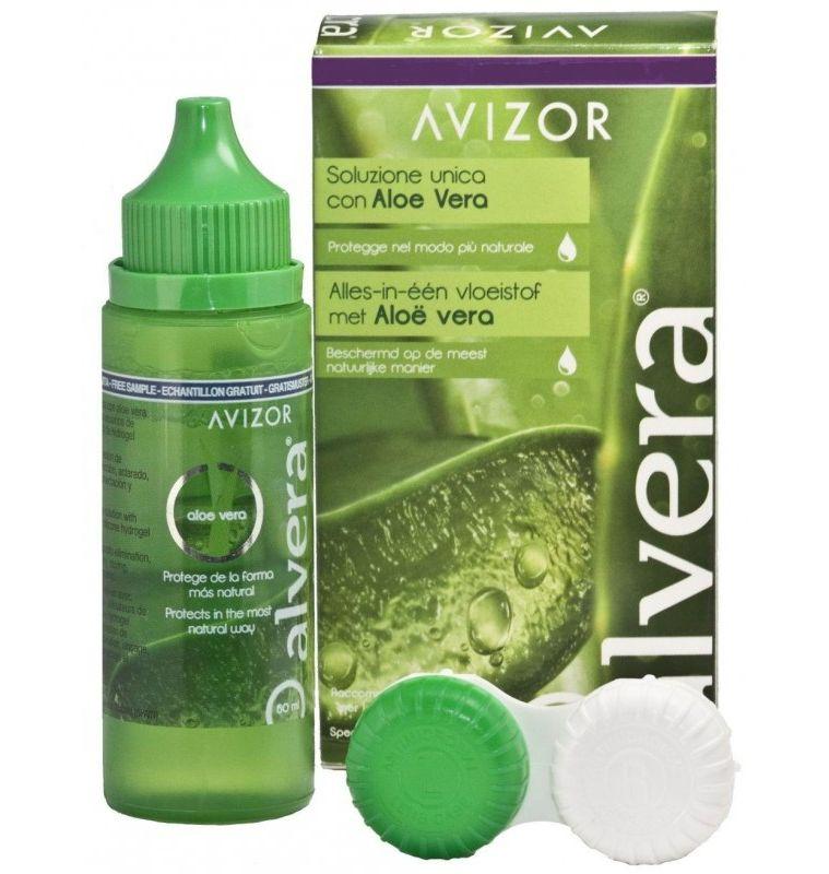 Avizor Alvera Soluzione detergente per lenti a contatto