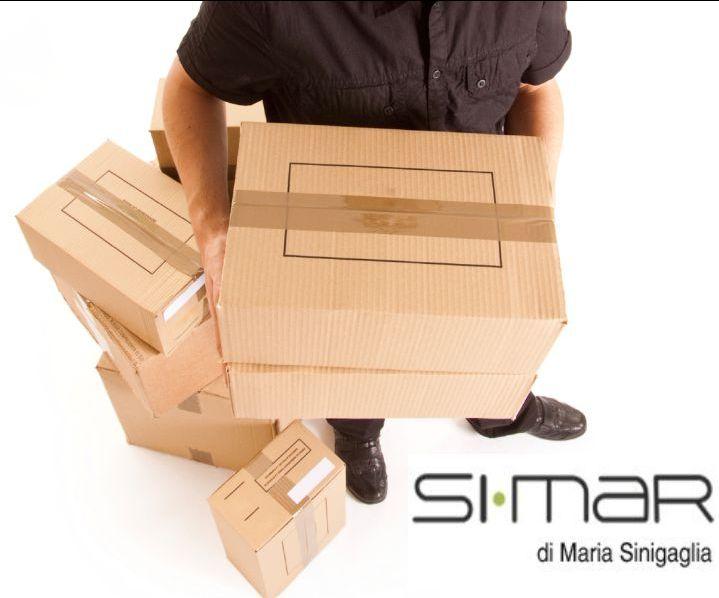 Offerta servizio traslochi per privati Verona Italia-Promozione trasporti per aziende Simar