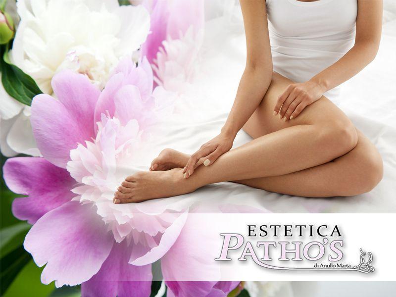 offerta centro estetico - promozione trattamenti di bellezza - estetica pathos di marta anullo