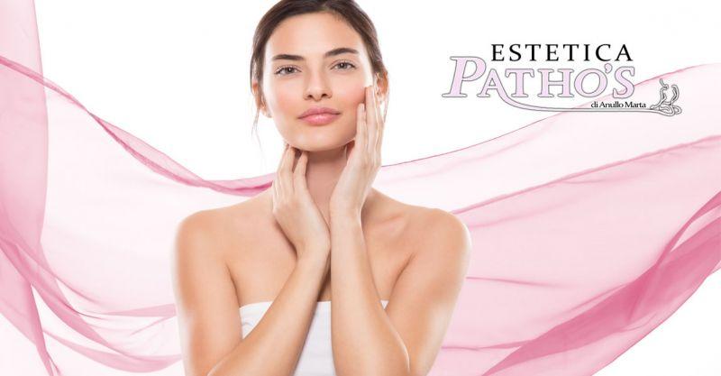 offerta trattamenti estetici personalizzati - promozione trattamento estetico corpo viso
