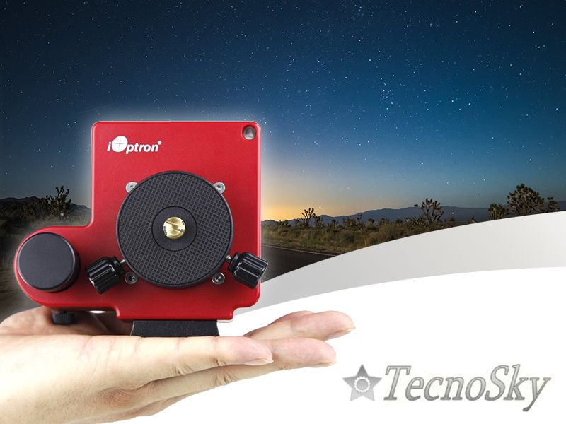 Offerta Astroinseguitore SkyTracker PRO iOptron - Promozione SkyTracker PRO iOptron - Tecnosky