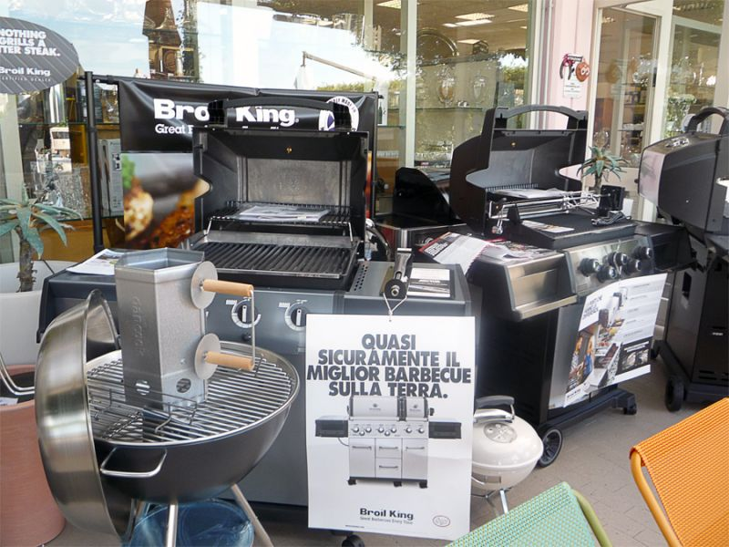 Offerta barbecue Broil King Spoleto - Promozione bracieri e griglie  Spoleto - Fantasy