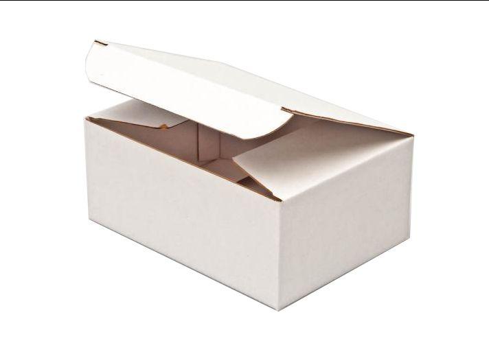 Offerta - Scatole bianche
