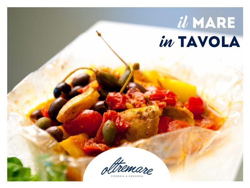 Offerta ristorante di pesce Verazze - Promozione specialita' pesce Verazze - Oltremare