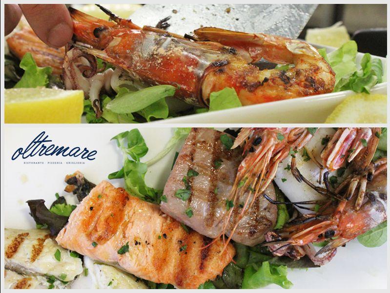Offerta Carne alla griglia - Promozione pesce alla griglia Varazze - Oltremare