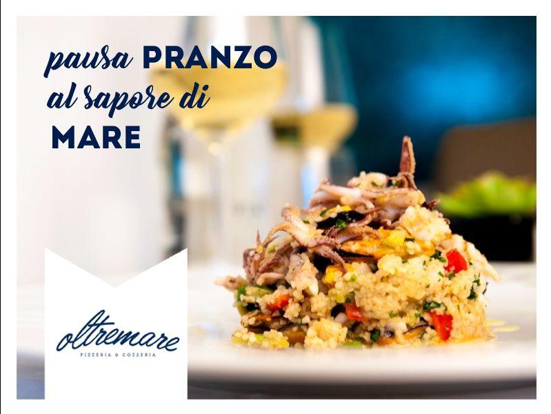 Offerta Pranzo ristorante Varazze - Promozione pausa pranzo Varazze - Ristorante Oltremare