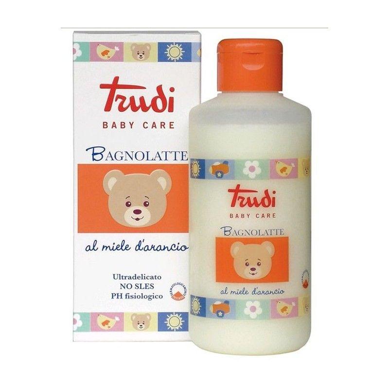 offerta bagno latte Trudi - promozione prodotti per bambini - sanitaria socomed trapani