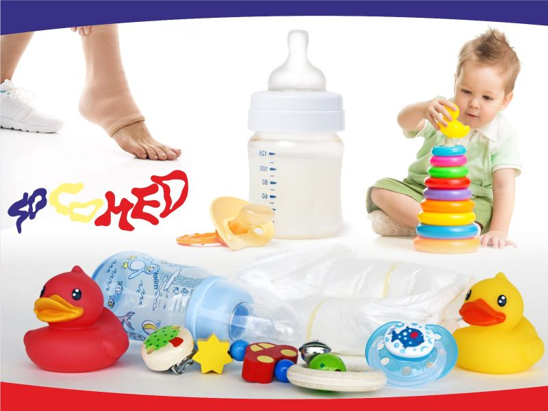 Offerta prodotti sanitaria - promozione prodotti prima infanzia - Socomed Trapani