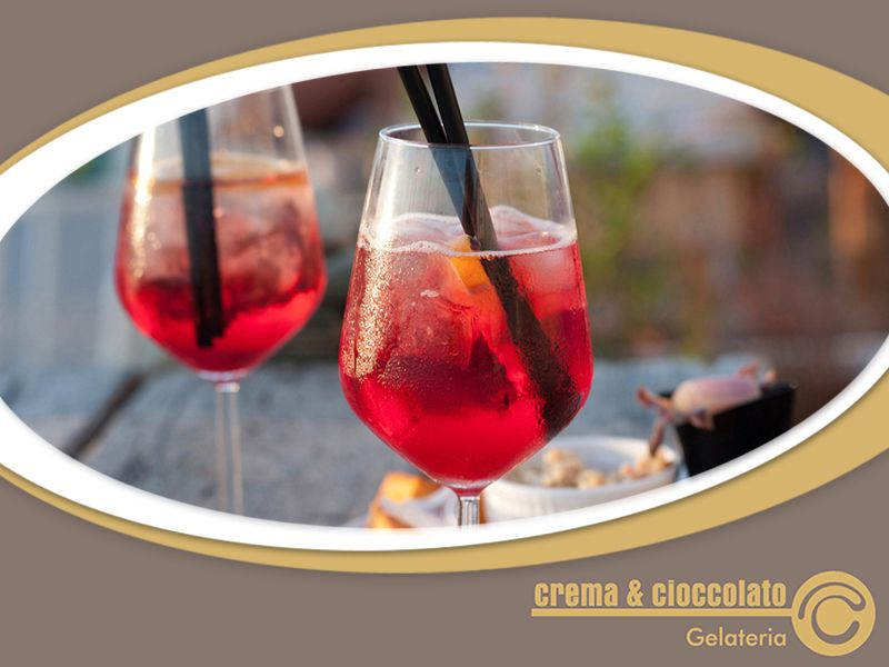 Offerta Terrazza all'Aperto - Promozione Bar con Terrazza - Crema & Cioccolato