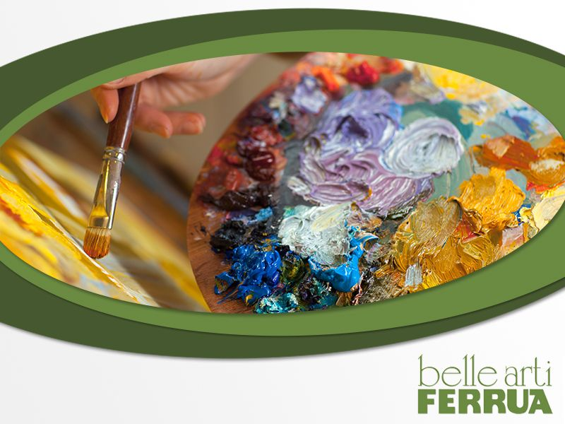 Offerta Colori ad Olio Schmincke Mussini - Promozione Pittura ad Olio - Belle Arti Ferrua
