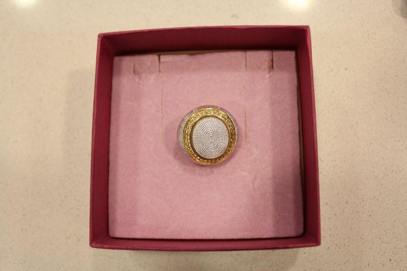 Offerta - Byblos anello temptation oro