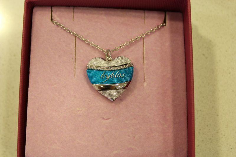 Offerta - Byblos collana temptation blu