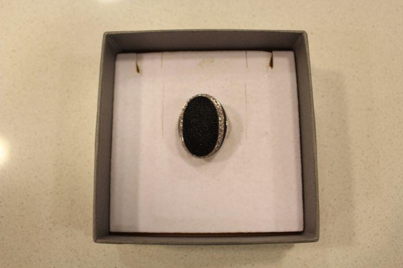 Offerta - Byblos anello temptation nero