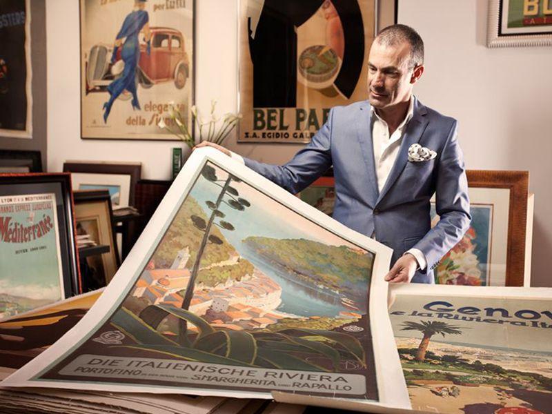 Offerta vendita manifesti originali - Promozione poster pubblicitari vintage - Galleria L'Image