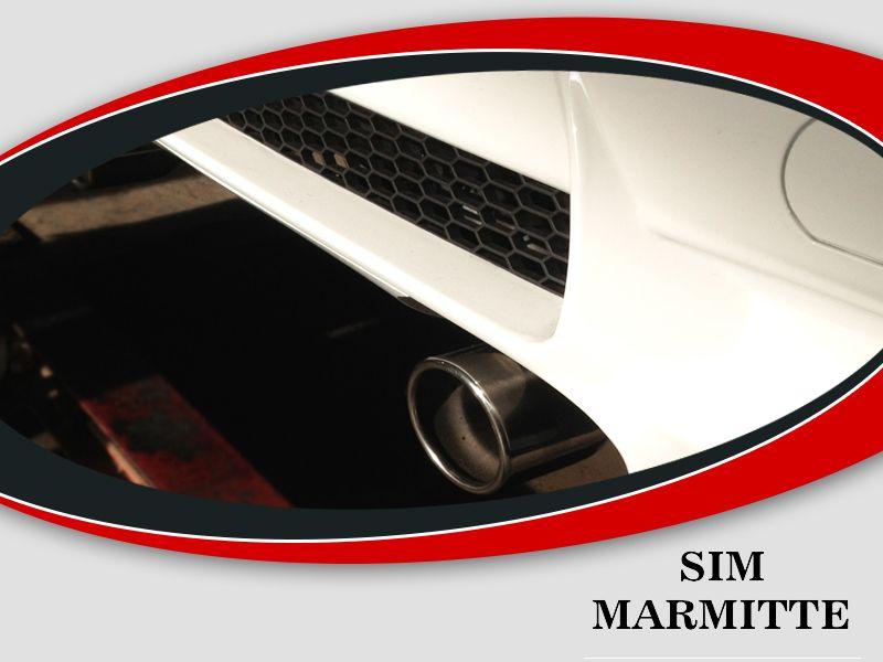 Offerta Installazione Marmitte Auto Moto Camper - Promozione Ripristino Marmitte - Sim Marmitte