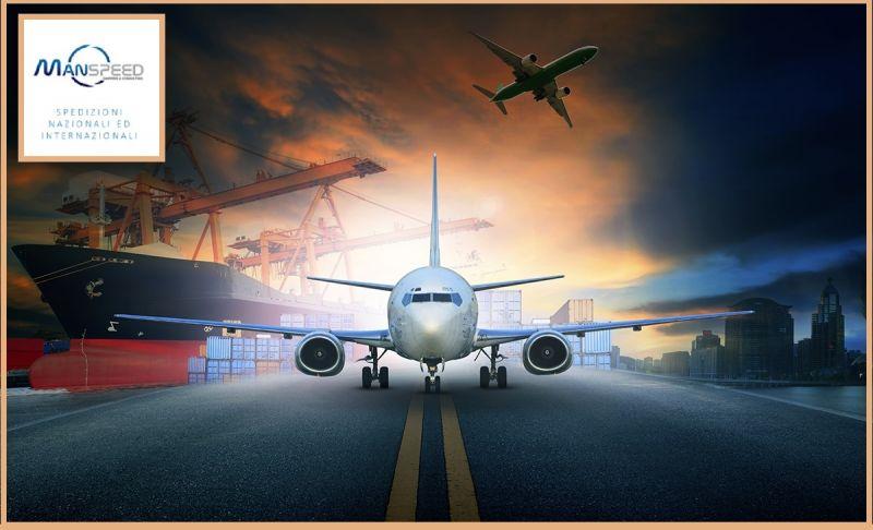 Offerta servizio spedizioni nazionali - Promozione servizio logistica spedizioni internazionali