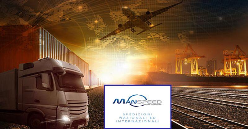 Manspeed occasione servizio import export internazionali -offerta spedizioni merci cargo aerei
