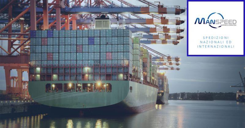 offerta Manspeed consegne nazionali ed internazionali - occasione spedizioni economiche verona