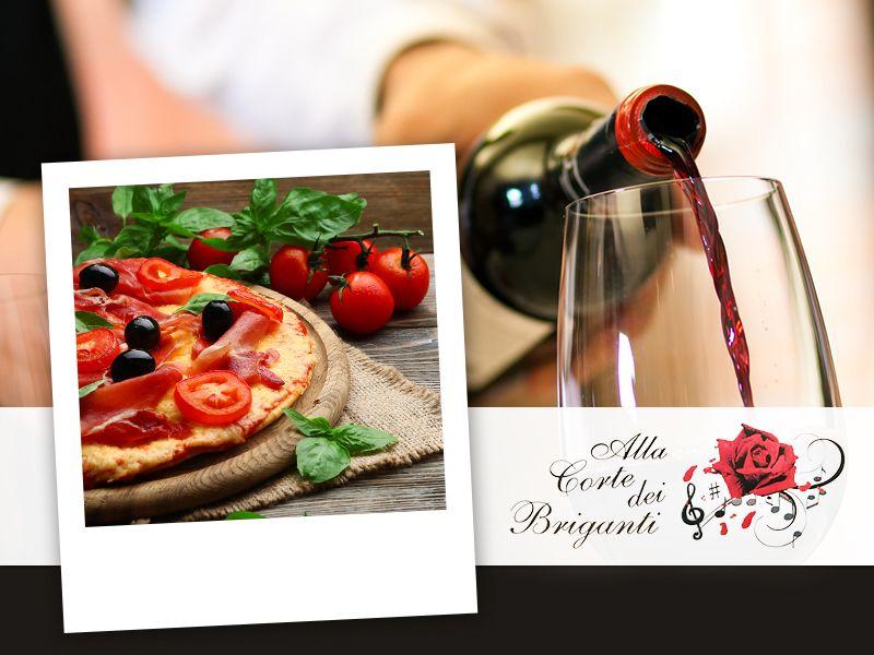 Offerta Pizza con Impasto Lunga Lievitazione - Occasione Pizza Sieti - Alla Corte dei Briganti