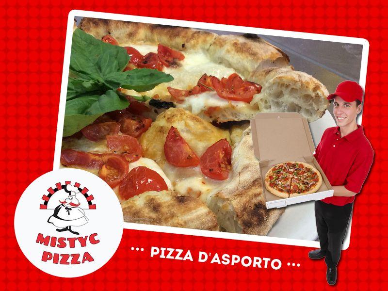 offerta pizzeria da asporto - promozione pizza a domicilio - mystic pizza