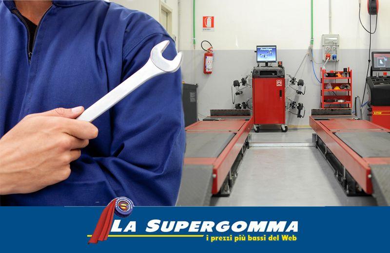 offerta autofficina meccanica - promozione servizio tagliando  auto periodico