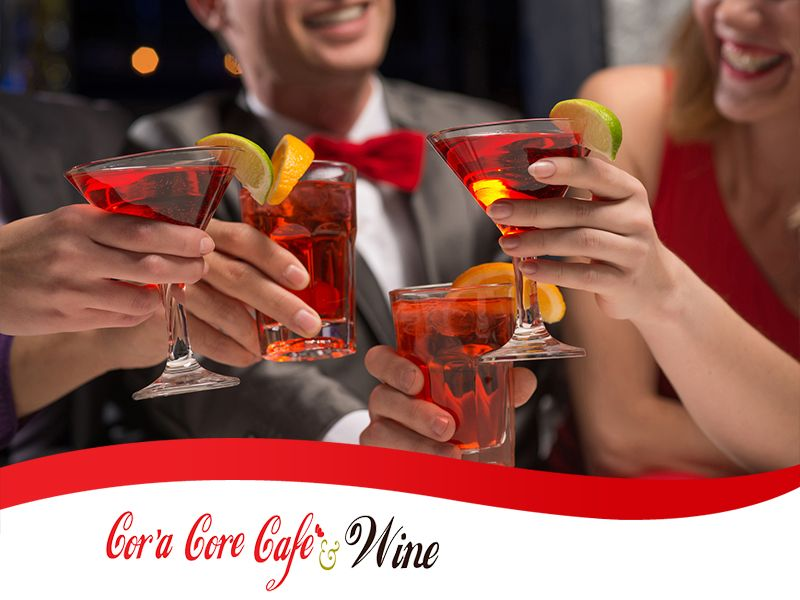 Offerta Aperitivo con Buffet - Promozione Happy Hour - Cor'a Core Cafe' & Wine